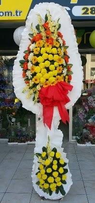 Çift katlı düğün nikah açılış çiçeği  Kastamonu güvenli kaliteli hızlı çiçek