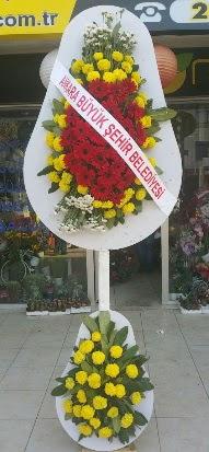 Çift katlı düğün nikah açılış çiçek modeli  Kastamonu çiçekçi mağazası