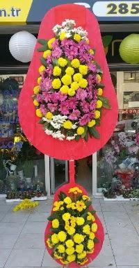 Çift katlı düğün nikah açılış çiçek modeli  Kastamonu online çiçek gönderme sipariş