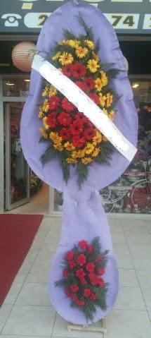 Çift katlı nikah düğüne çiçek modeli  Kastamonu internetten çiçek siparişi