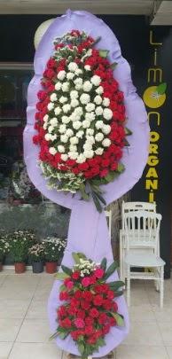 Çift katlı işyeri açılış çiçek modeli  Kastamonu ucuz çiçek gönder