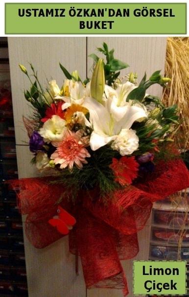 Karışık görsel mevsim çiçeği  Kastamonu ucuz çiçek gönder