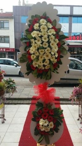 Çift katlı düğün açılış çiçeği  Kastamonu çiçek satışı