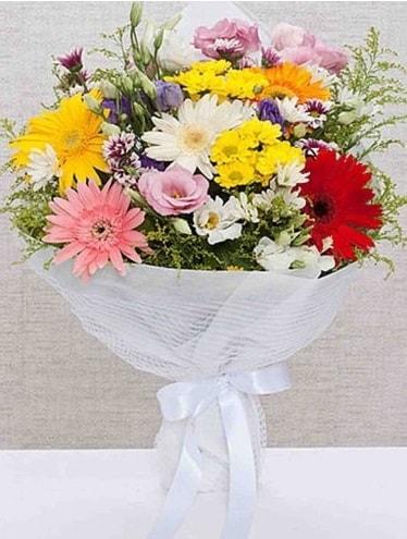 Karışık Mevsim Buketleri  Kastamonu ucuz çiçek gönder