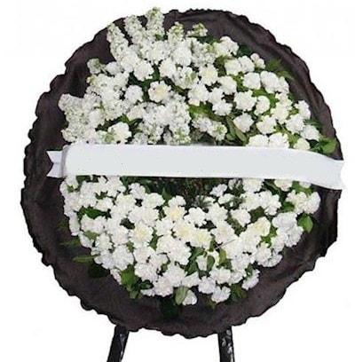 Cenaze çelengi çiçeği modelleri  Kastamonu internetten çiçek satışı