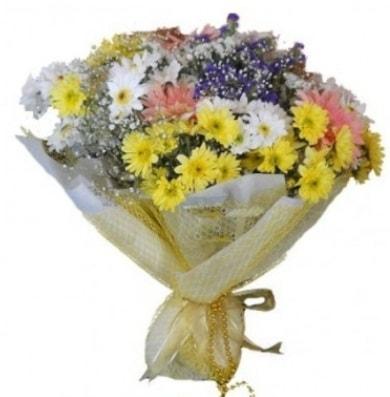 Karışık mevsim çiçeği  Kastamonu çiçek satışı