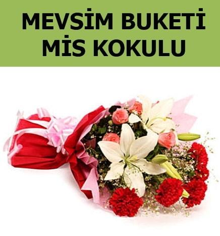 Karışık mevsim buketi mis kokulu bahar  Kastamonu ucuz çiçek gönder