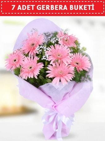Pembe Gerbera Buketi  Kastamonu çiçek , çiçekçi , çiçekçilik