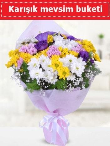 Karışık Kır Çiçeği Buketi  Kastamonu güvenli kaliteli hızlı çiçek