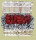 Kastamonu cicekciler , cicek siparisi  Sandikta 11 adet güller - sevdiklerinize en ideal seçim